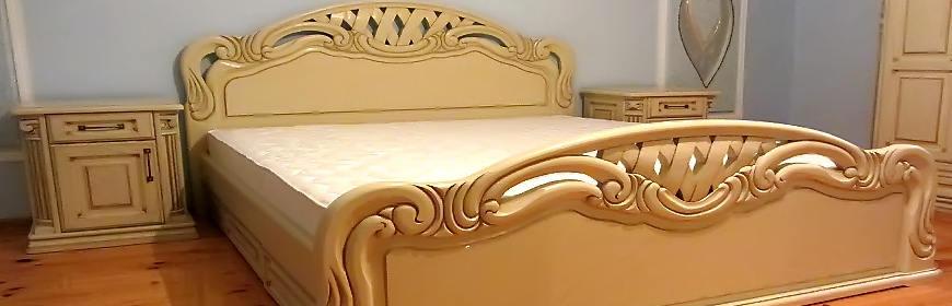 Спальня з дуба