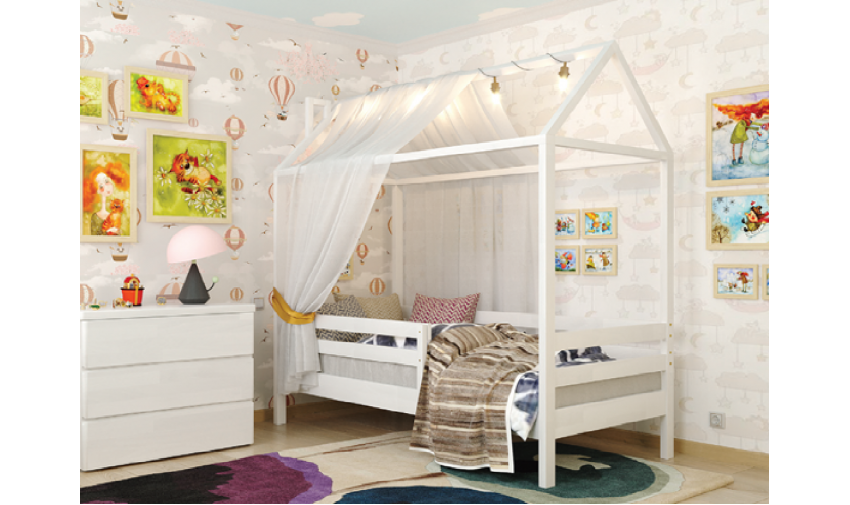 Ліжко Хатинка Джері