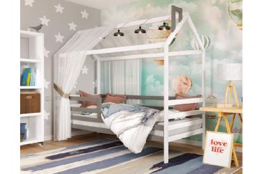 Ліжко Хатинка Том